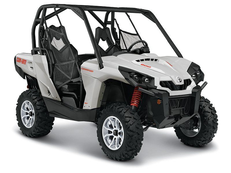 2015 Can-Am Commander™ DPS™ 800R