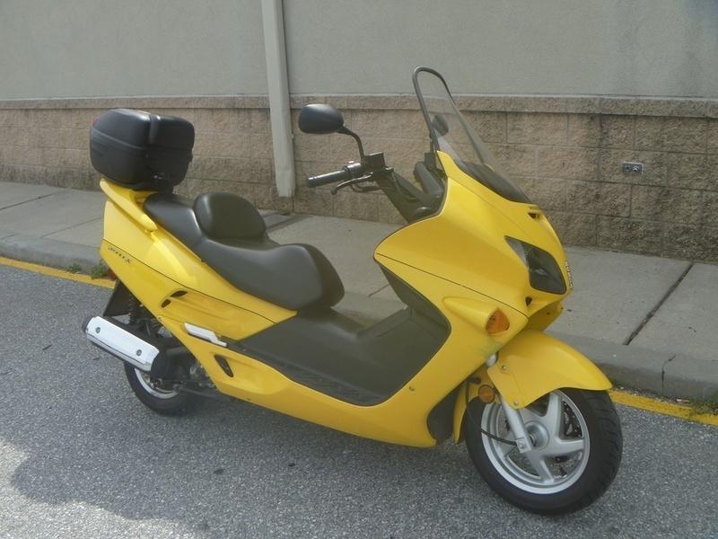 2003 Honda Reflex