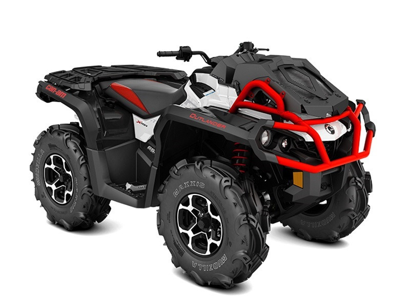 2017 Can-Am 5EHA