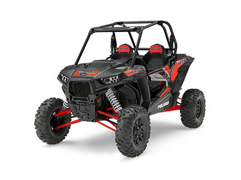 2017 Polaris RZR XP 1000 EPS Titanium Metallic
