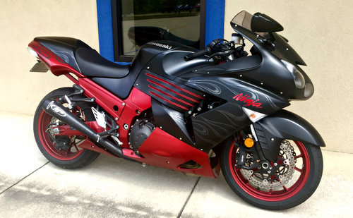 Kawasaki Zx14r motorcycles for sale in Louisiana