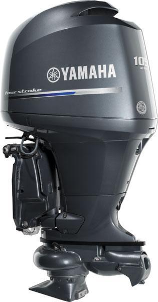 2017 Yamaha F115LB