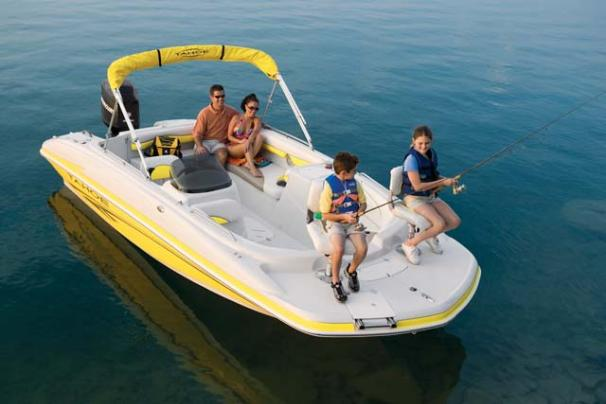 Tahoe 195 Ob Boats for sale