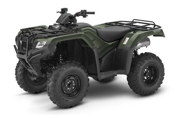 2017 Honda FourTrax Rancher 4x4 Automatic DCT