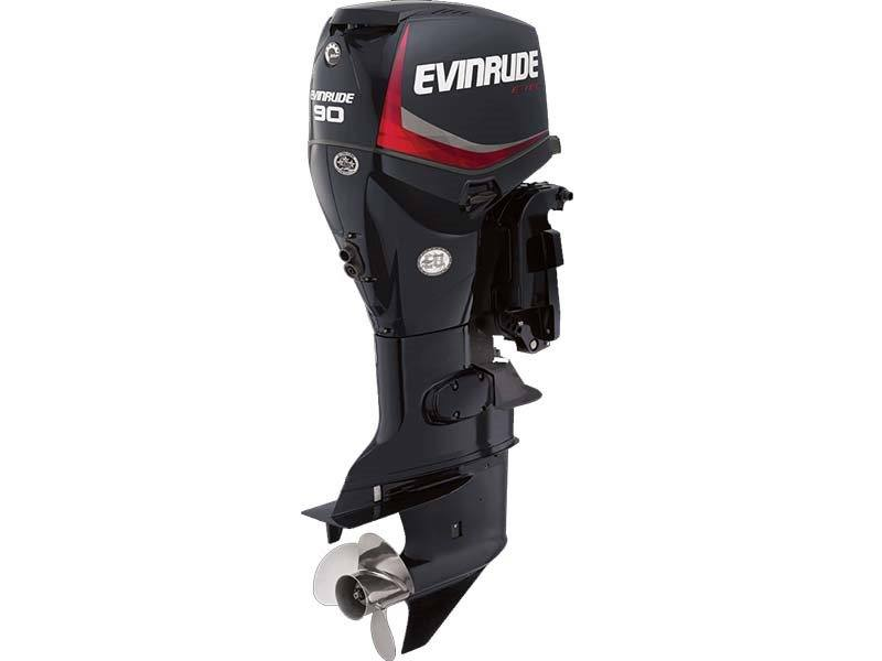 2016 EVINRUDE E90GNL