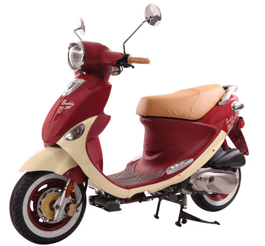 2017 Genuine Scooter Company Buddy 170 ie