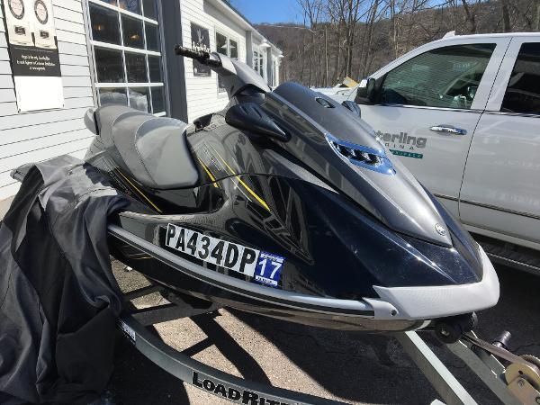 2013 Yamaha WaveRunner VXS