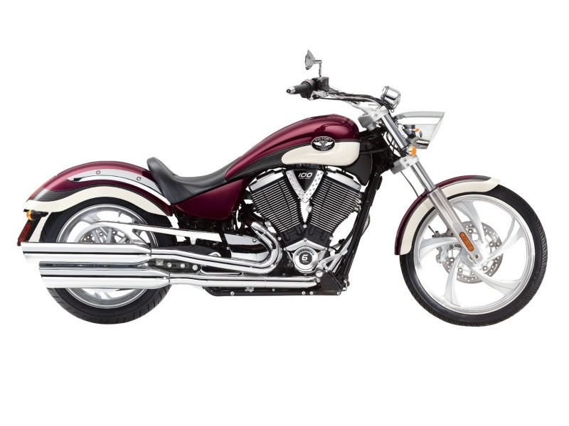 2009 Victory Motorcycles Vegas