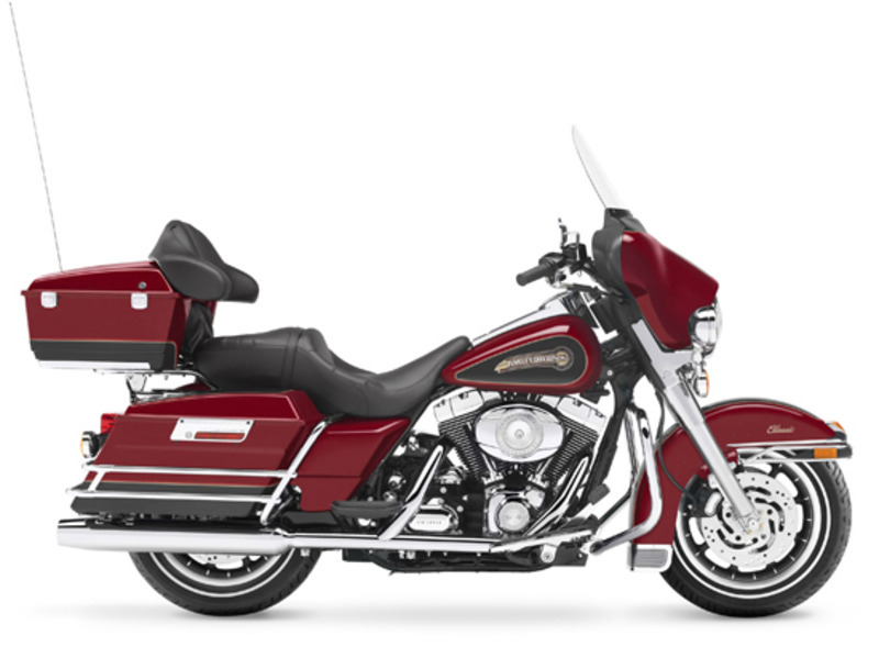 2007 Harley-Davidson FLHTC - Electra Glide Classic