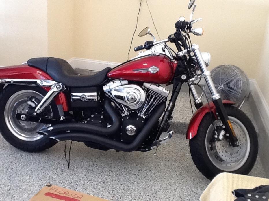 2008 Harley-Davidson FAT BOB DYNA