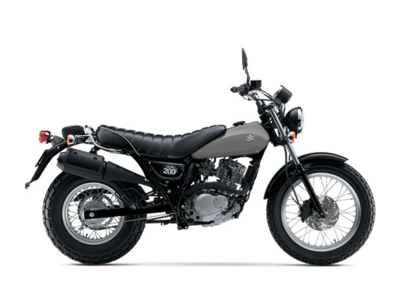2017 Suzuki VanVan 200