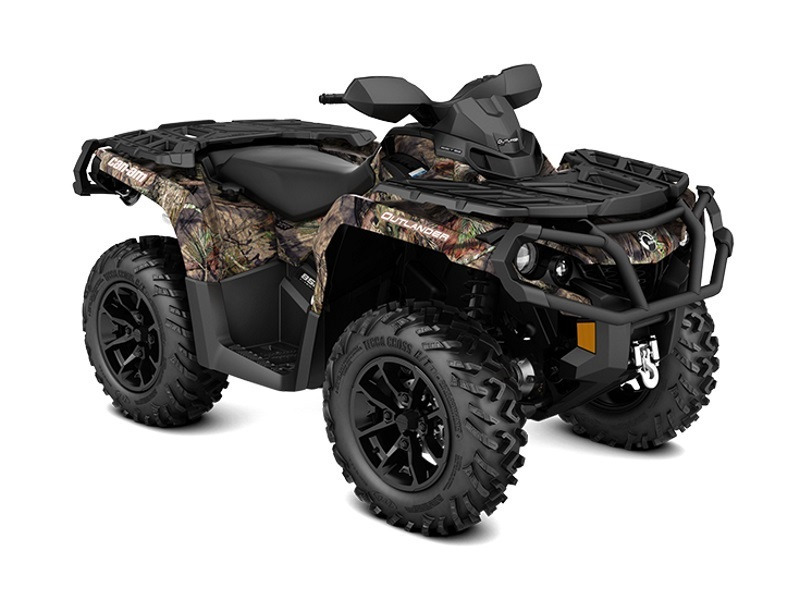 2017 Can-Am Outlander XT 650 Mossy Oak Break-up Country Camo