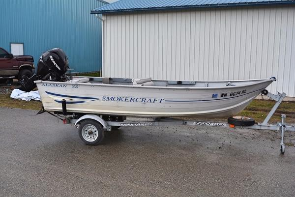 2003 Smoker Craft Alaskan
