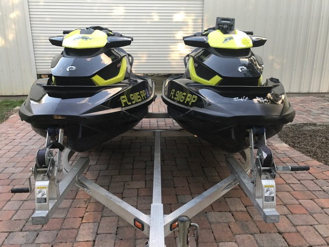 2012 Sea-Doo RXT 260 aS