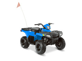 2017 Polaris Sportsman 110 EFI Velocity Blue
