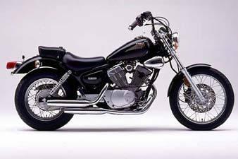 1999 Yamaha Virago 250