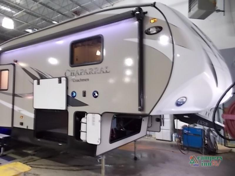 2018 Coachmen Rv Chaparral 336TSIK