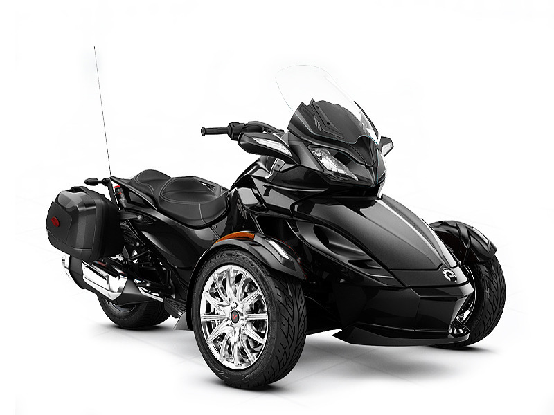 2015 Can-Am Spyder ST Limited 5 Speed Semi-Automatic (SE5)