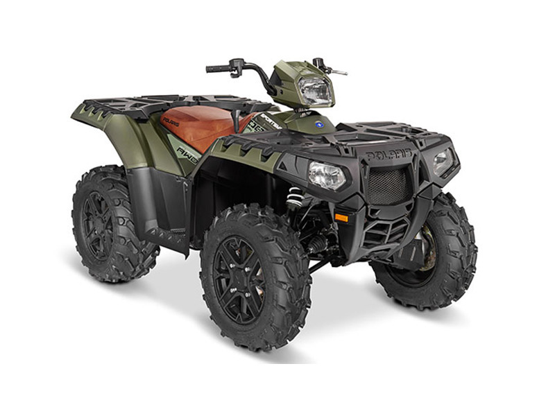 2016 Polaris Sportsman XP 1000 Matte Sagebrush Green