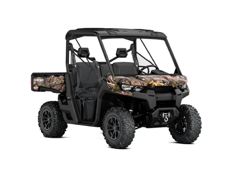2017 Can-Am Defender XT HD10 Mossy Oak Break-up Country Camo