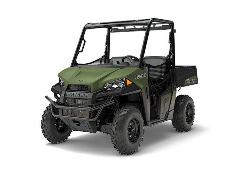 2017 Polaris RANGER 500 Sage Green