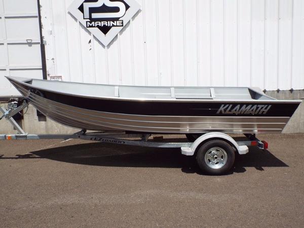 2016 Klamath Boats 16' Alaskan S