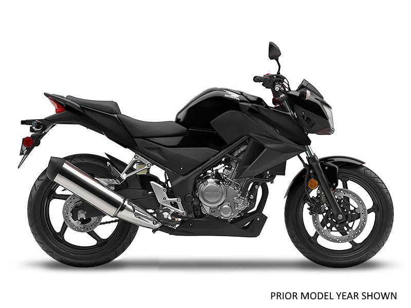 2017 Honda CB300F ABS