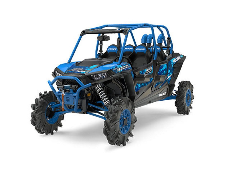 2017 Polaris RZR XP 4 1000 EPS High Lifter Edition