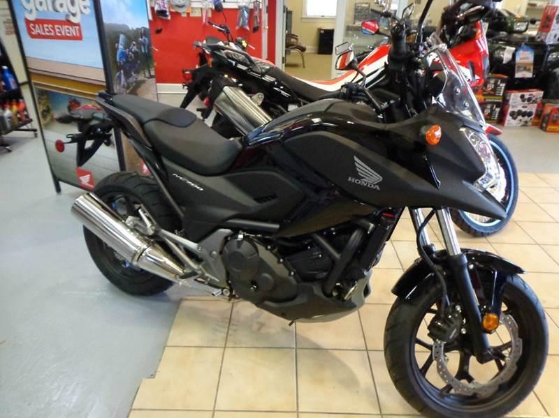 2015 Honda NC700X