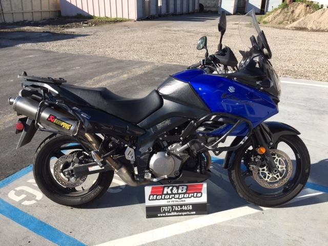2007 Suzuki V-STROM 1000