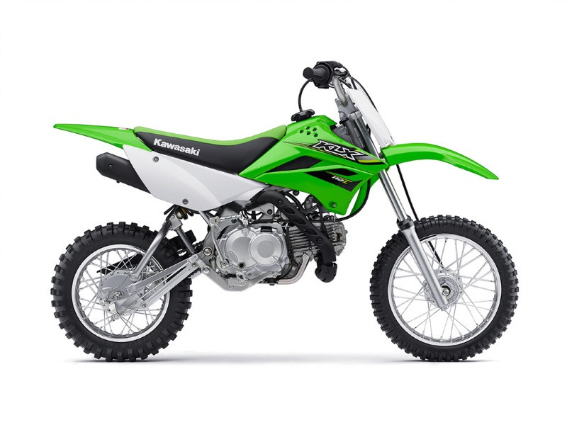 2017 Kawasaki KLX 110L