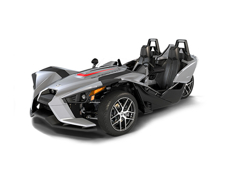 2016 Polaris Slingshot SL Turbo Silver