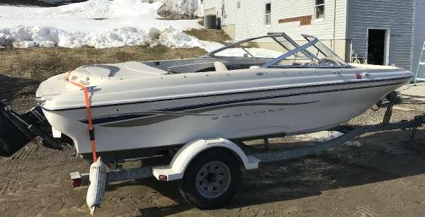 2002 Bayliner 185