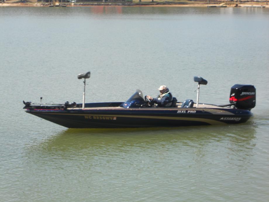 2004 Stratos 21 XL