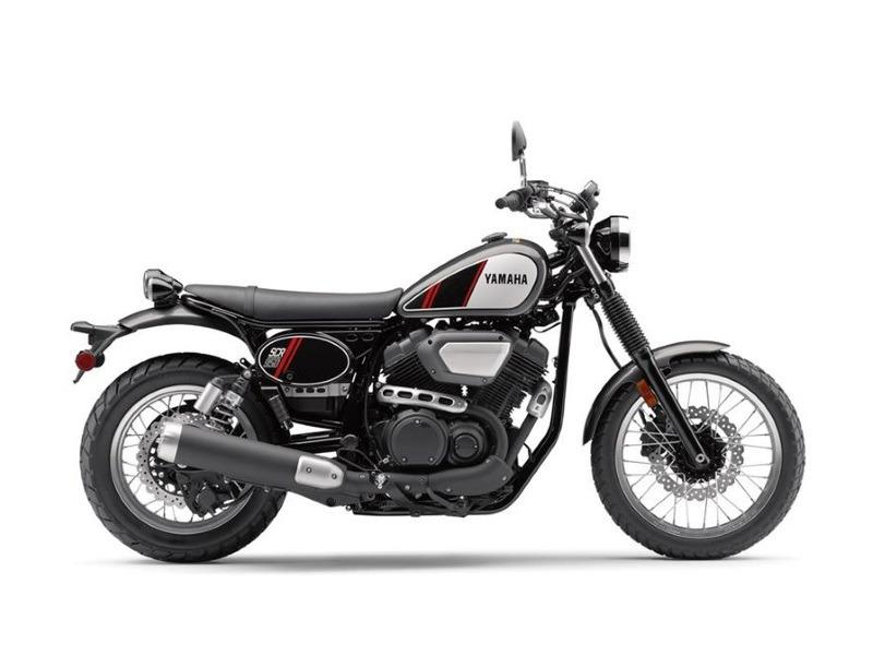 2017 Yamaha SCR950