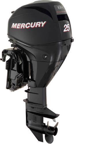 2017 MERCURY 25 HP EL 4 stroke