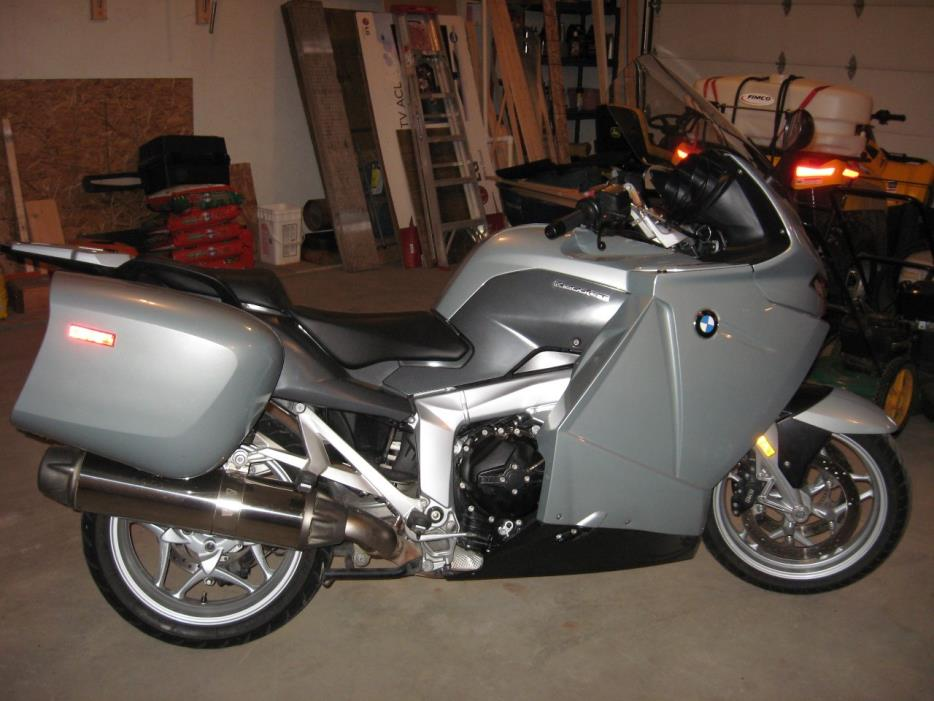 bmw k1200gt motorcycles for sale in wisconsin. Black Bedroom Furniture Sets. Home Design Ideas