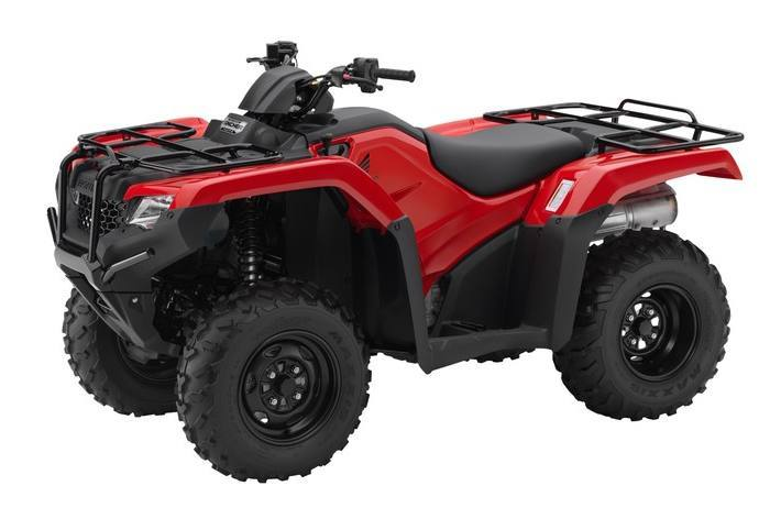 2017 Honda RANCHER W/AUTOMATIC/POWER STEERING