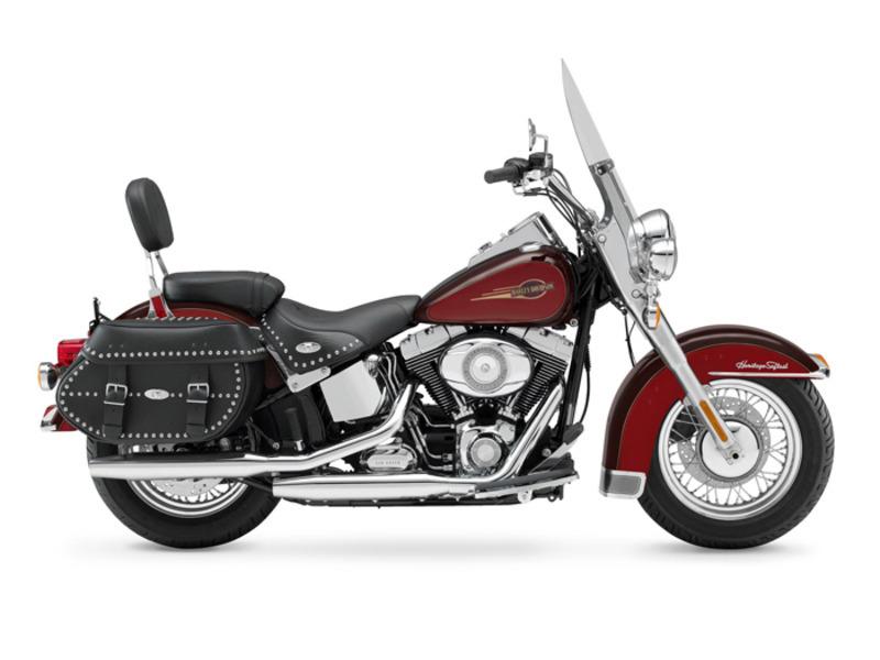 2008 Harley-Davidson FLSTC - Heritage Softail