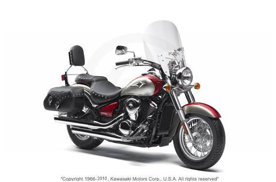2007 Kawasaki VULCAN 900 CLASSIC L
