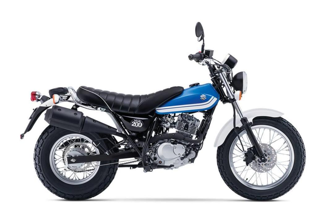 2017 Suzuki VAN VAN 200