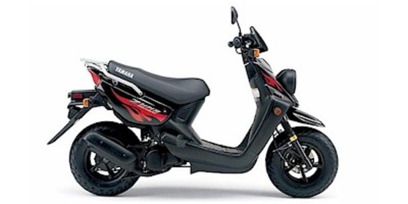 2005 Yamaha Zuma