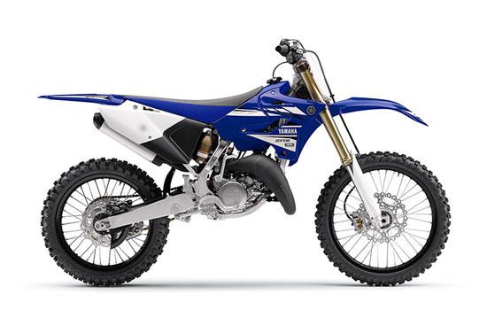 2017 Yamaha YZ - 125