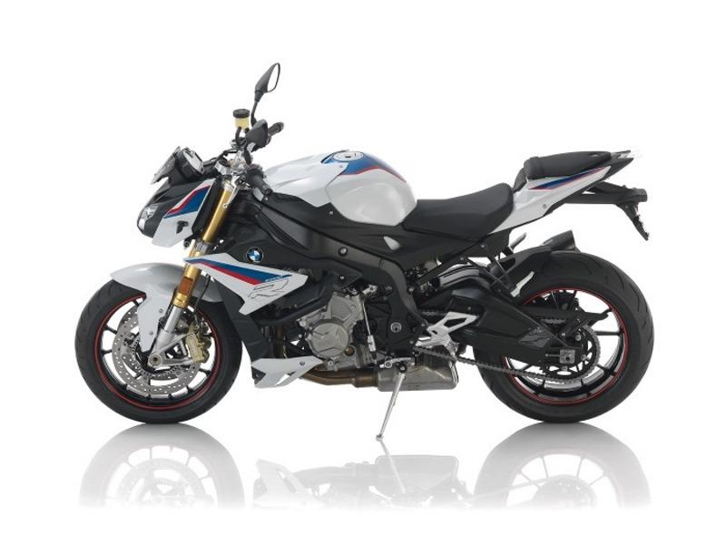 2017 BMW S 1000 R Premium Light White/Lupin Blue Metallic/Racing