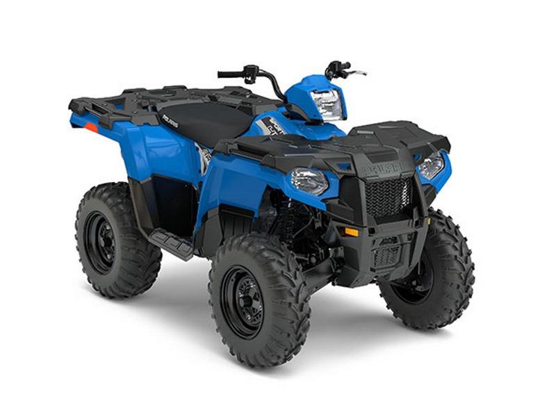 2017 Polaris Sportsman 450 H.O. Velocity Blue
