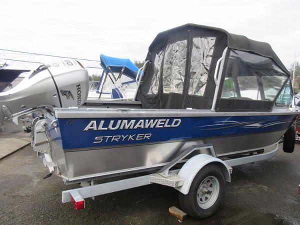 2010 Alumaweld Stryker
