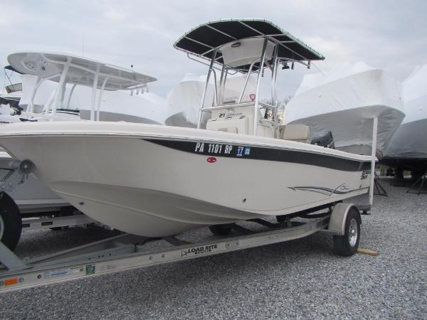 2015 Carolina Skiff 21 Ultra Elite