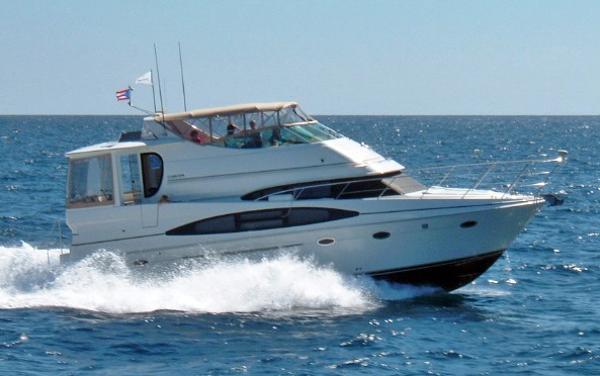 2002 Carver 466 Motor Yacht
