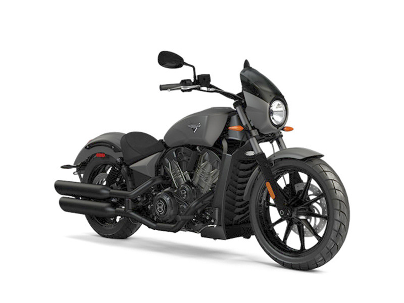 2017 Victory Motorcycles Octane Matte Super Steel Gray