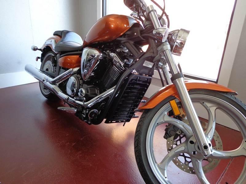 2013 Yamaha stryker 1300